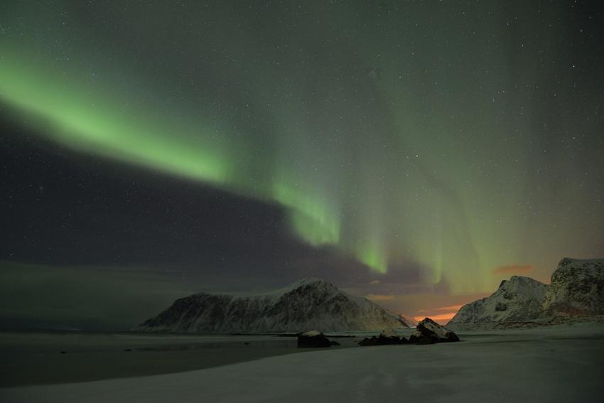 Nordlichtalarm 4 über Lofoten