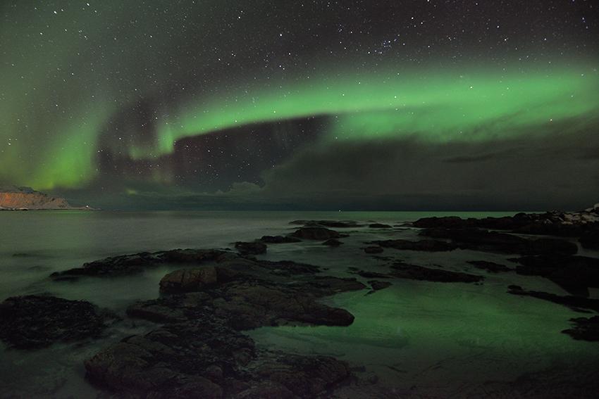 Nordlichtalarm 6 über Lofoten