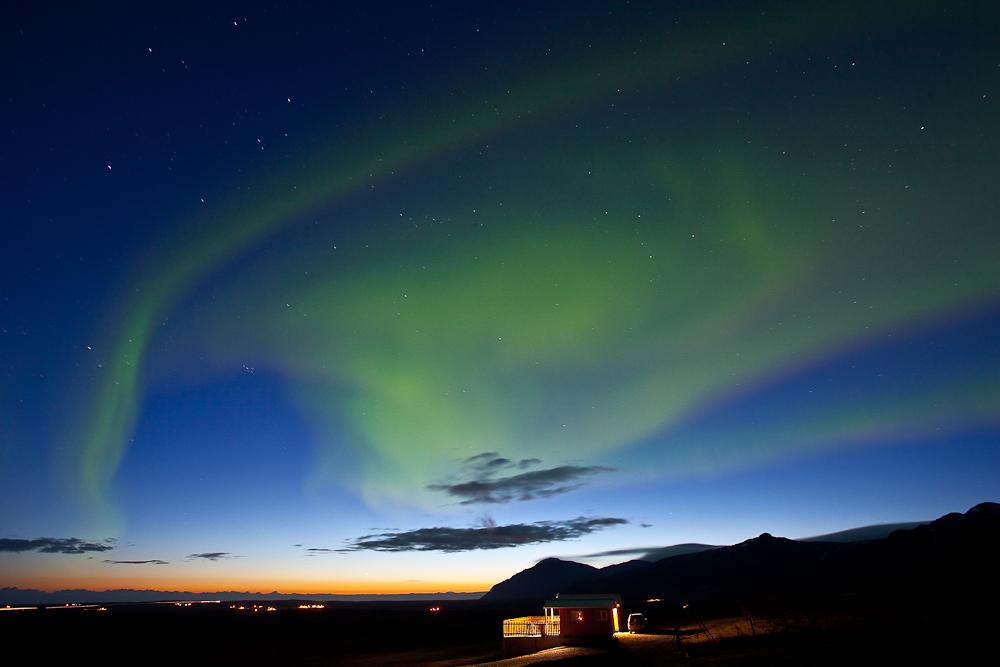 Nordlichter Iceland 2