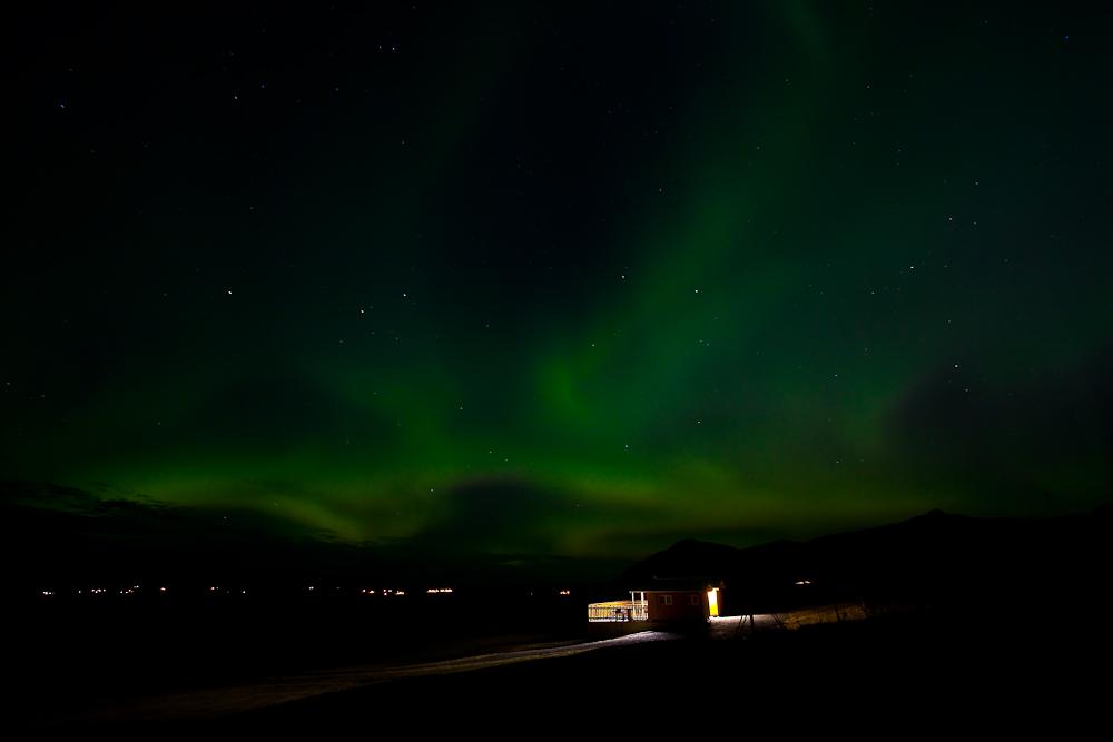 Nordlichter Iceland