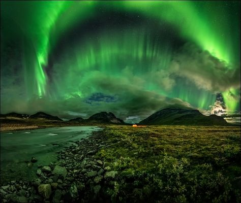 nordlichtern im Tjäktjavágge