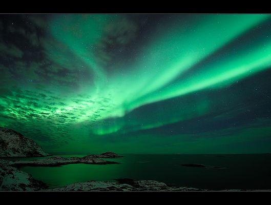 Nordlichtexplosion III