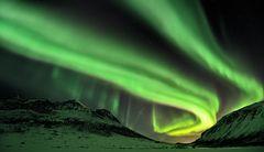 Nordlichtshow