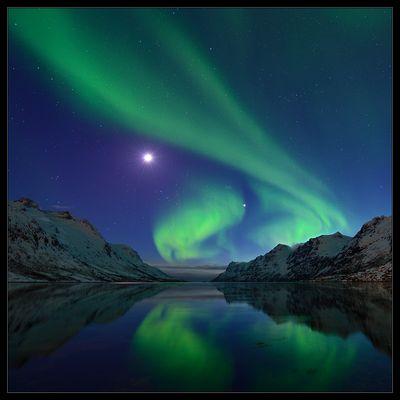 Nordlichtspiegelung II