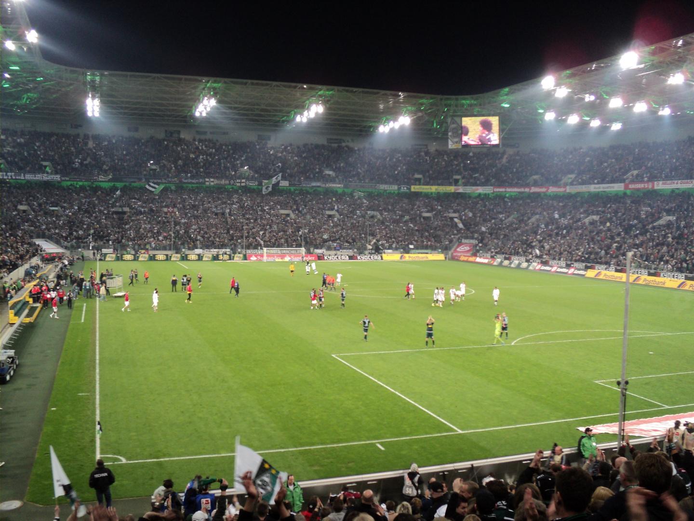 Nordpark Borussia MG Stadion