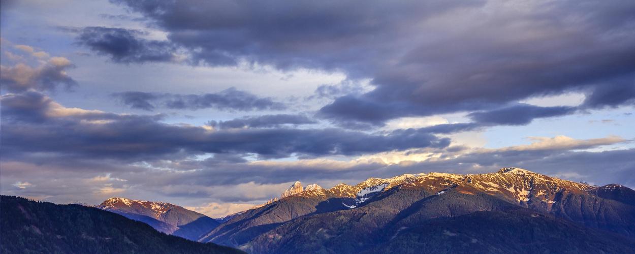 Nordrand der Dolomiten