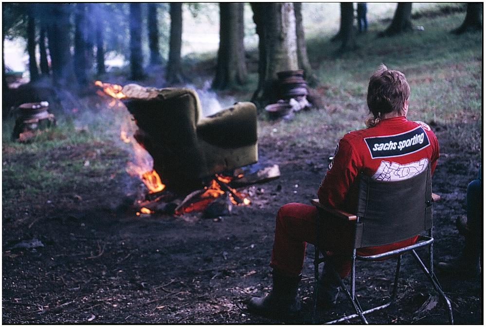 Nordschleife Nürburgring - der echte Feuerstuhl !