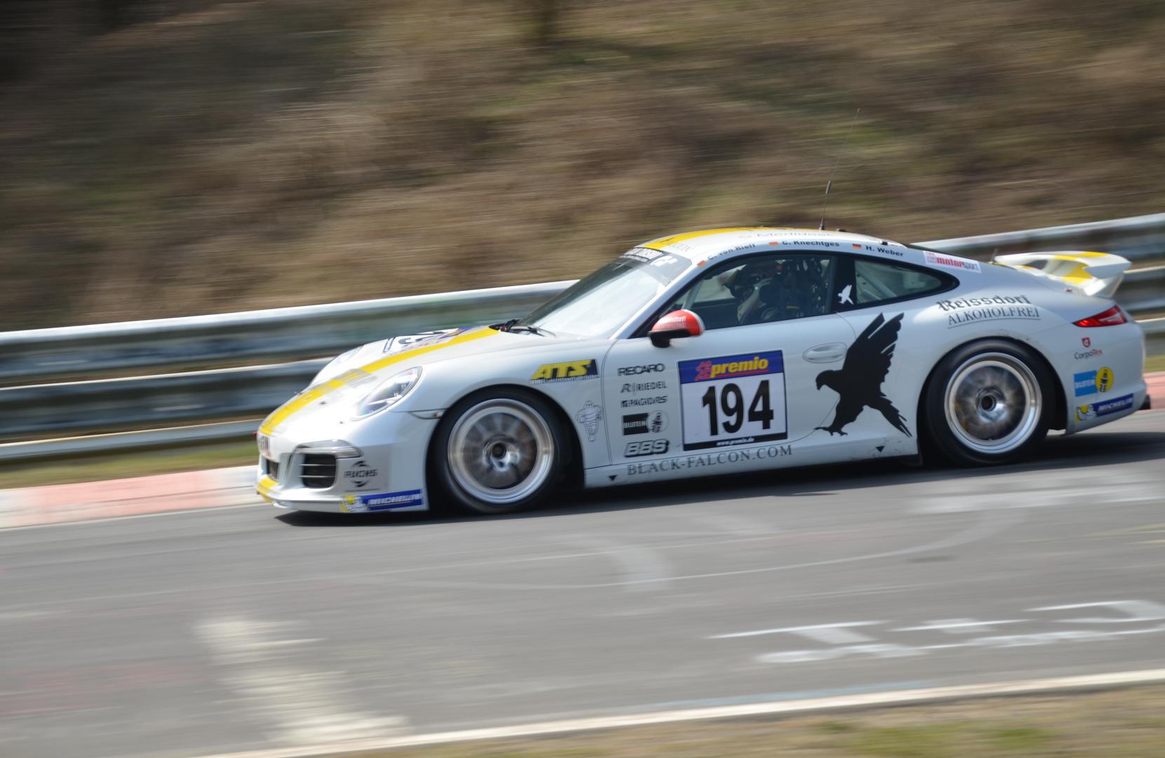 Nordschleife Nürburgring (VLN am29.03.2014) Teil 2