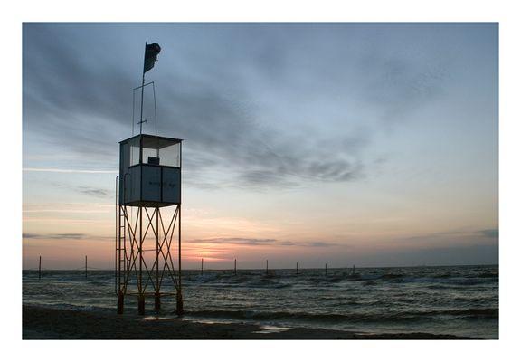 """ Nordsee Baywatch """