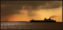 Nordsee bei Esbjerg / Dänemark