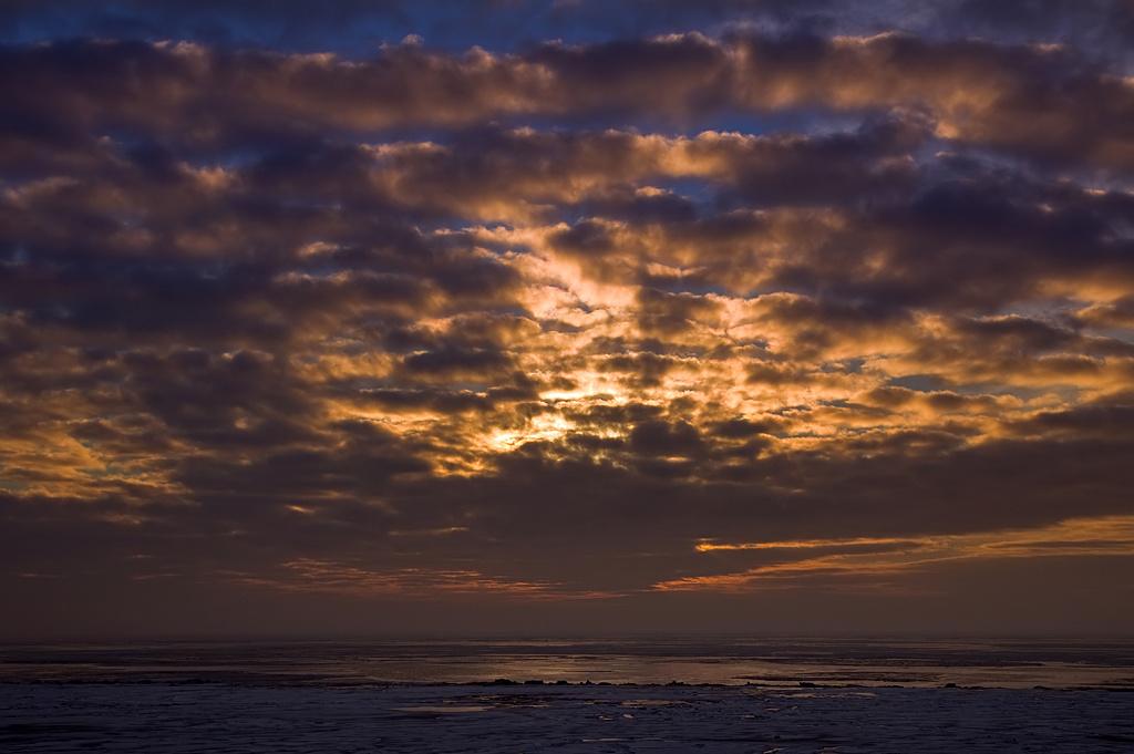 Nordsee Einsamkeit pur!