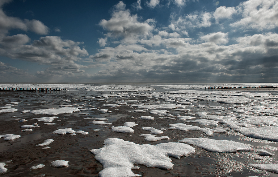*** Nordsee Eis ***