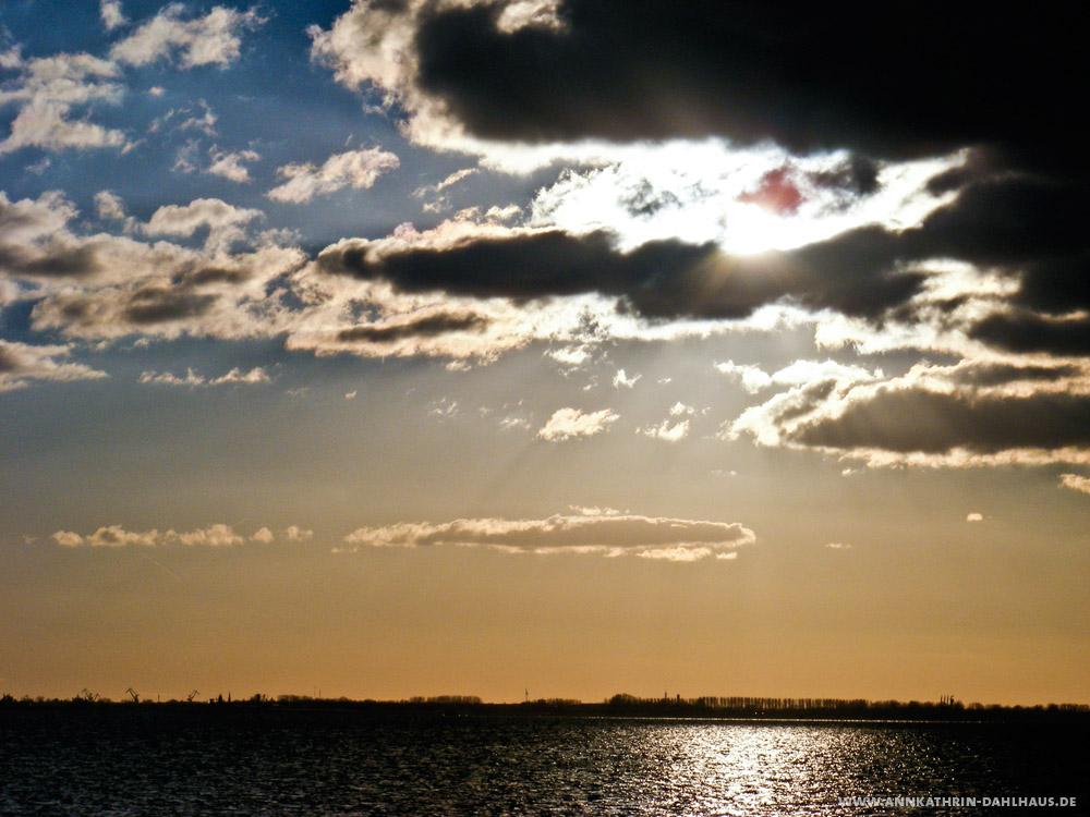 Nordsee Februar 2008