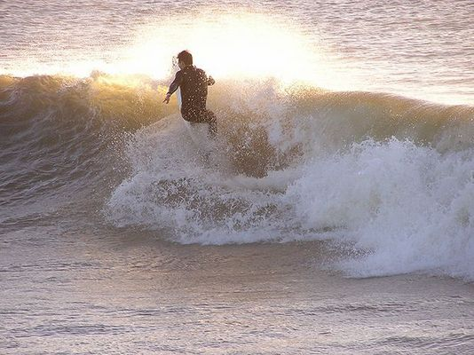 Nordsee Herbst Surf 2005 -Ein Epic Day!