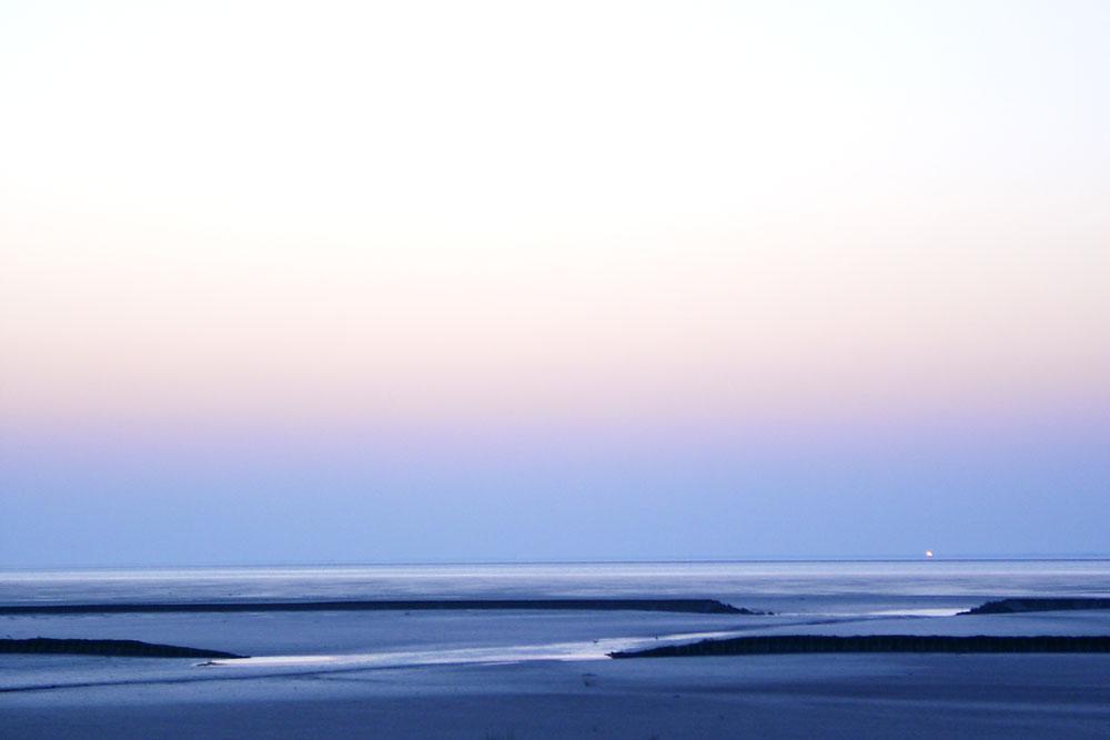 Nordsee ist ...