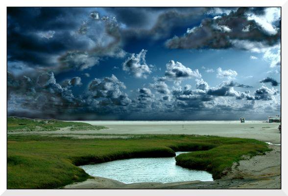Nordsee Landschaft