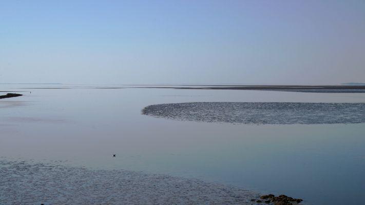 Nordsee- Morgenfarben