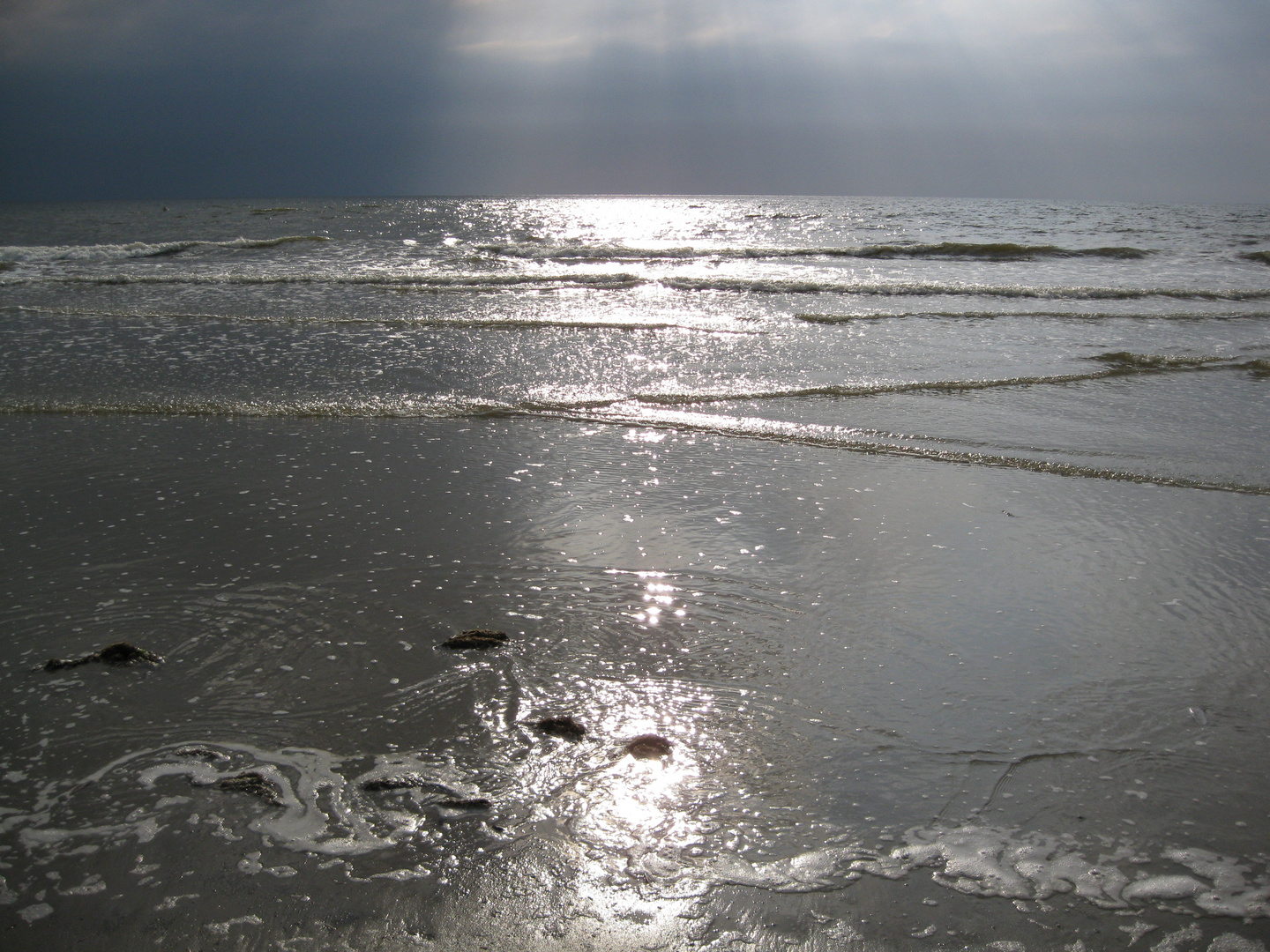 Nordsee St. Peter Ording im Mai
