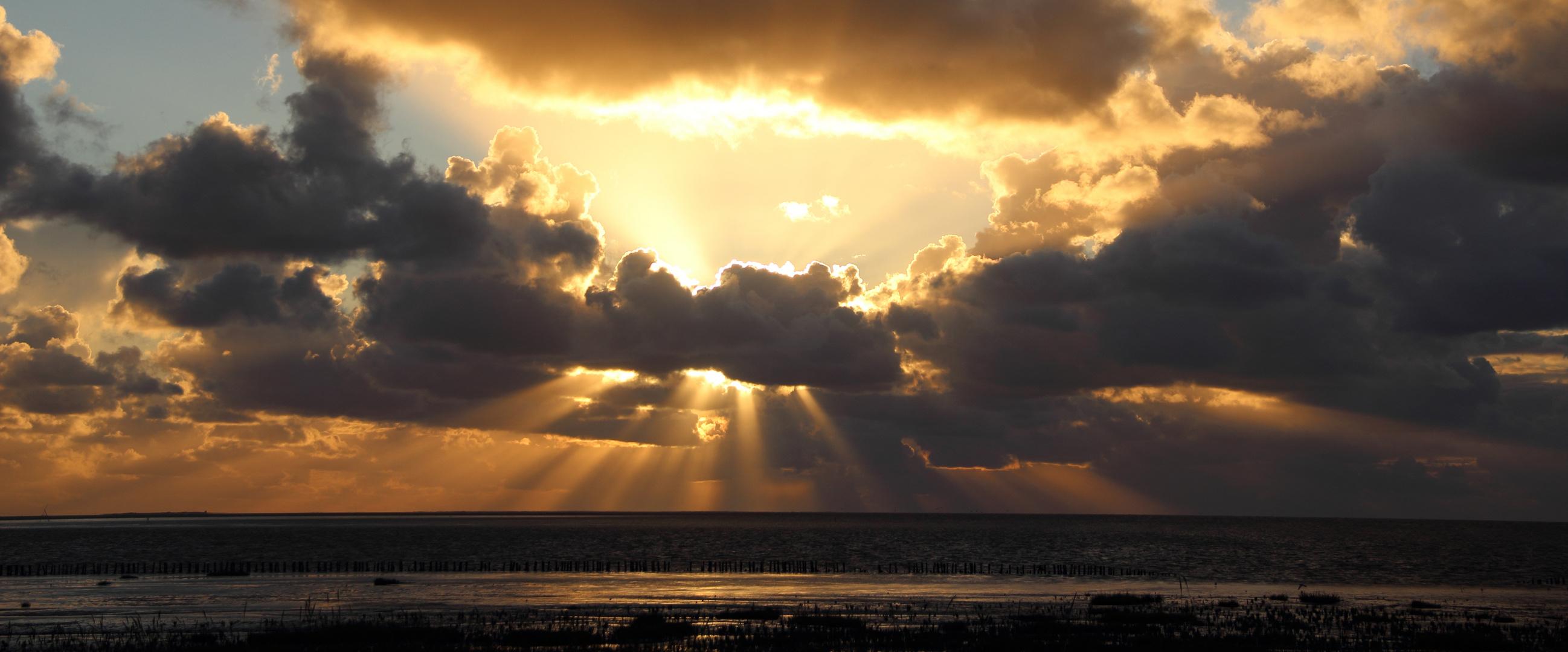 Nordsee sundown