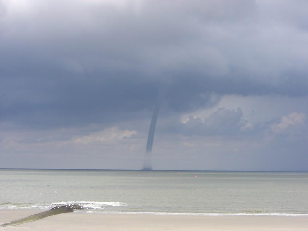 Nordsee-Tornado