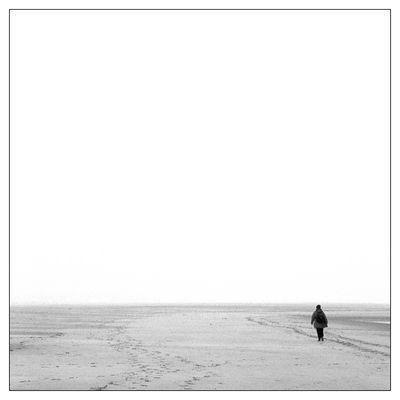 Nordsee - Tristesse (10): Einsamkeit ....