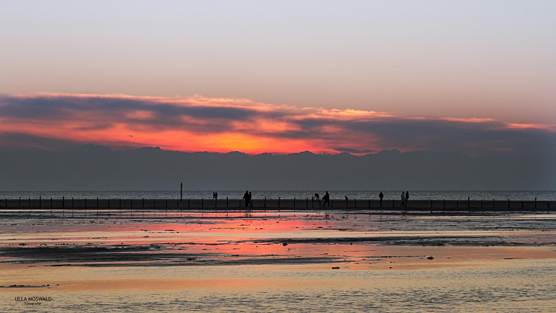 ...Nordseeabend...