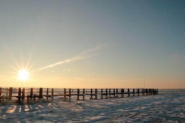 Nordseeinsel-Packeis II