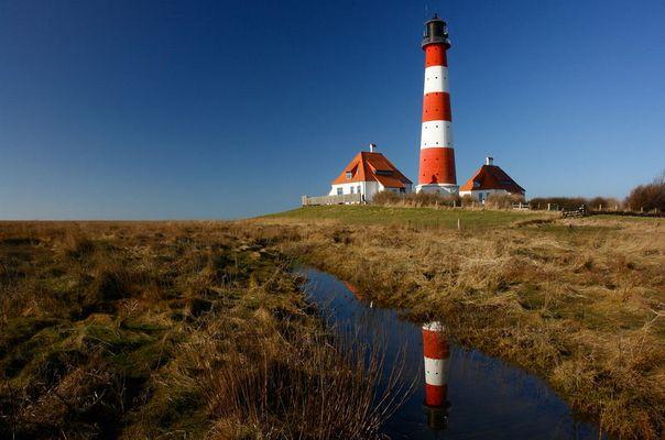 Nordseeküste-Nordfriesland-Eiderstedt-Westerheversand
