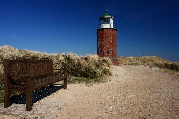 Nordseeküste-Nordfriesland- Sylt-Kampen
