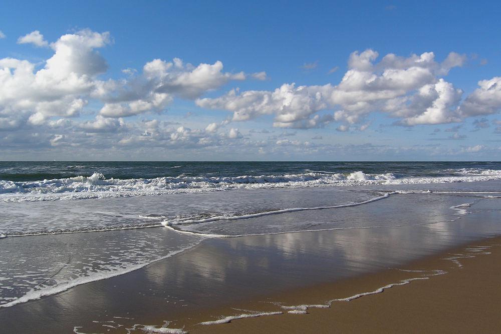 Nordseestrand 2 Foto Bild Landschaft Meer Strand