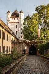 Nordtor der Kurfürstlichen Burg zu Eltville