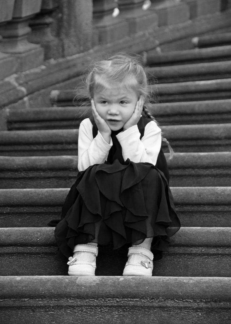 Noreia meine Enkelin