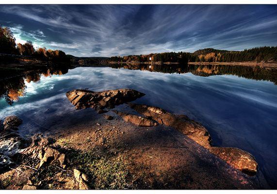 Norgen landscape