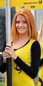 Norisring 2014 - Grid Girl #1