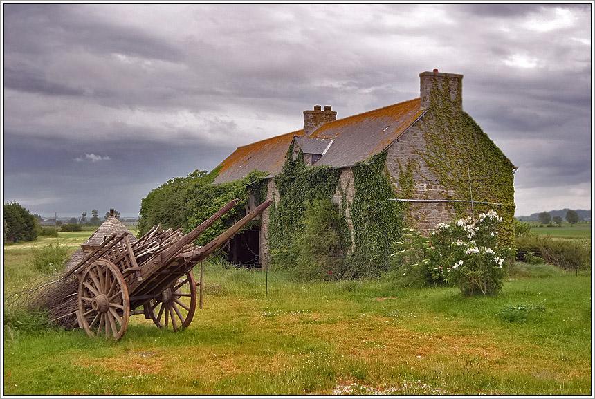 Normandie Landscape