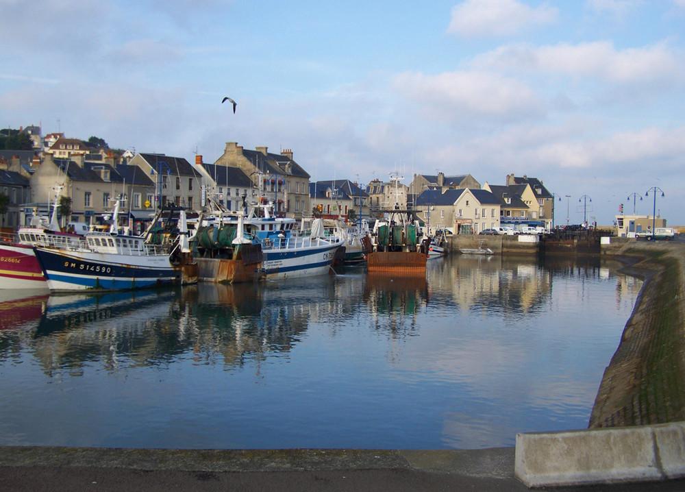 Normandie Port-En-Bessin