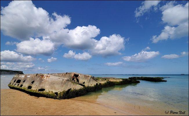 Normandie – Port Mulberry
