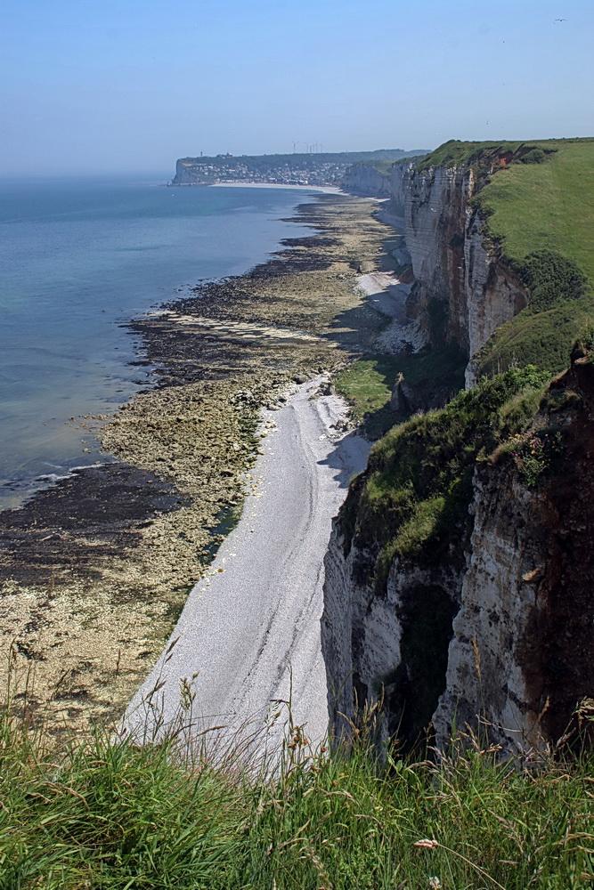 Normannische Steilküste