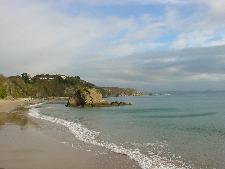 North Beach Tenby, Wales UK