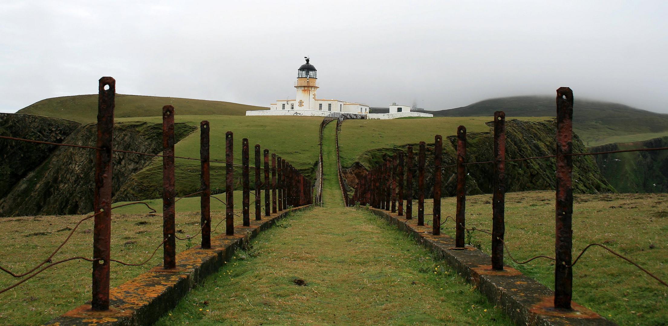 North Light, Fair Isle