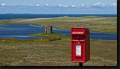 North Uist - Schottland
