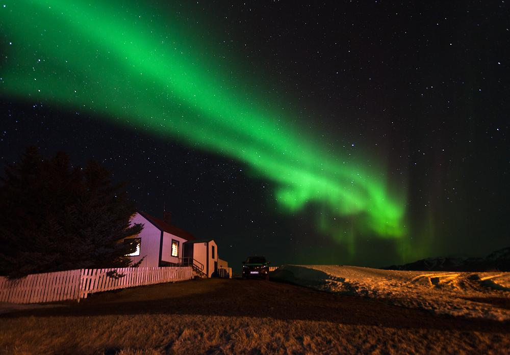 Northern Light - Island #1025