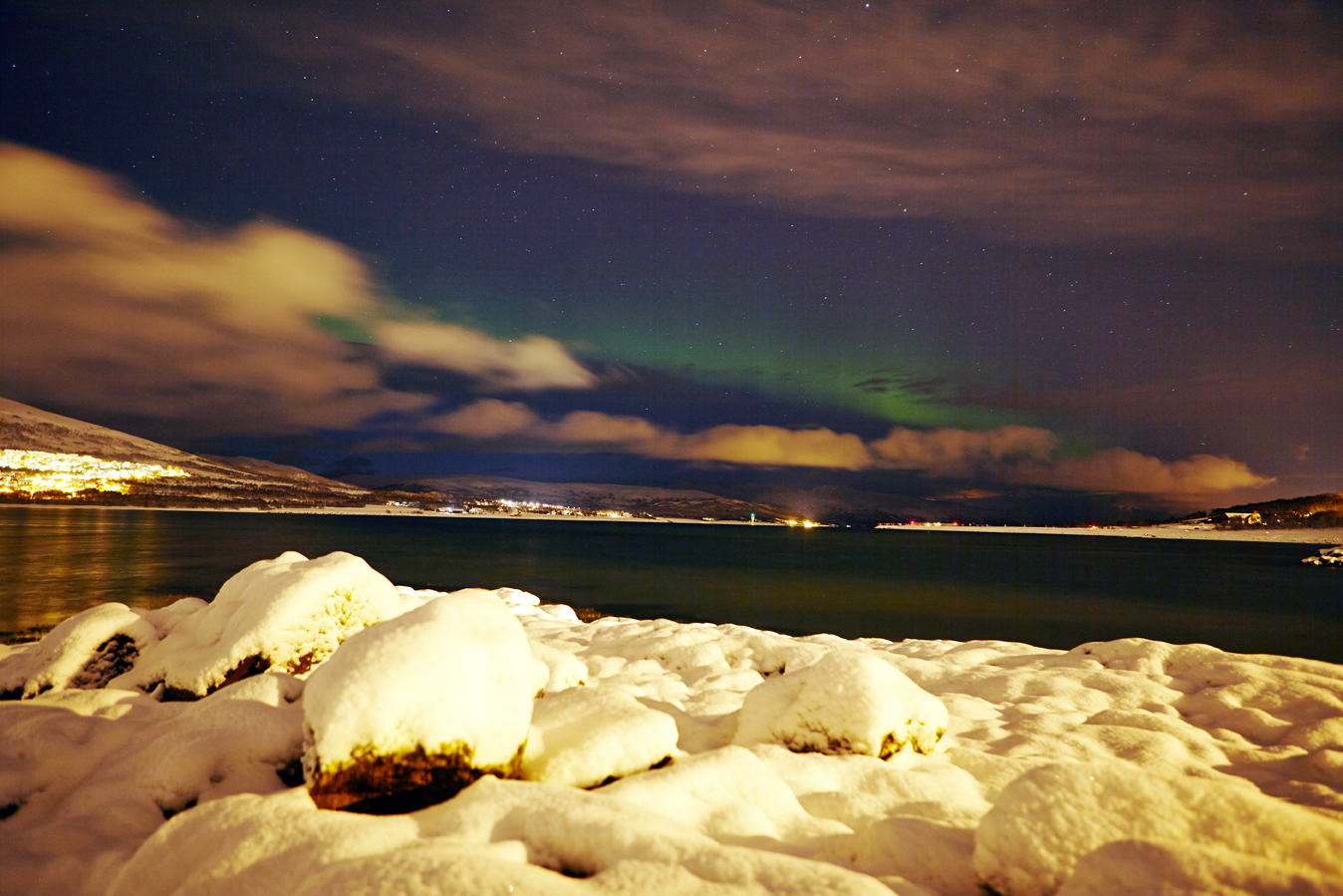 Northern Light, Tromsø North Norway 2