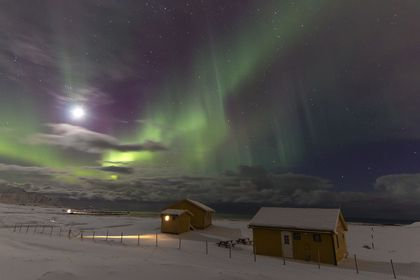 Fotoviaggio: aurora boreale
