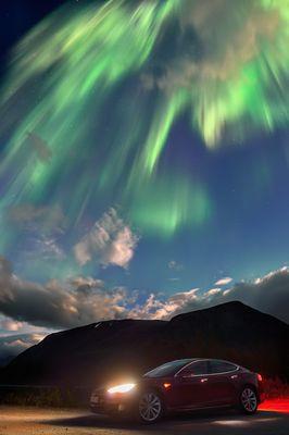 (Northern) Lightshow