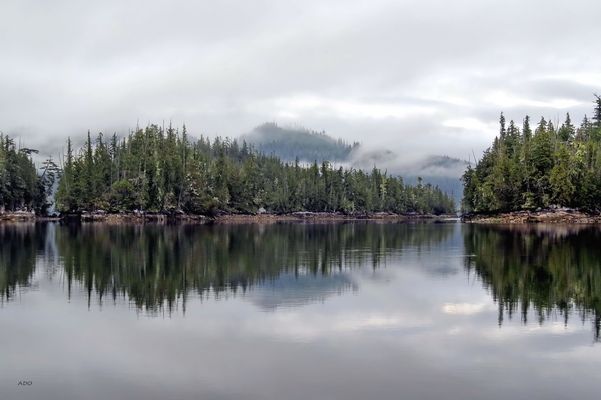 Northern Reflections  -1-
