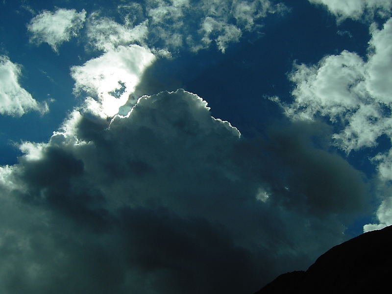 northern sky..