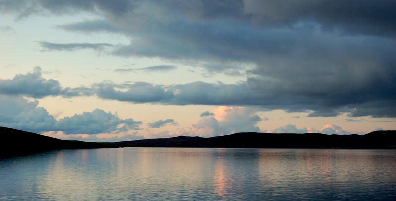 Northmavine,North West Shetland Mainland.