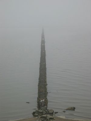 Northsea in March / Nordsee im März