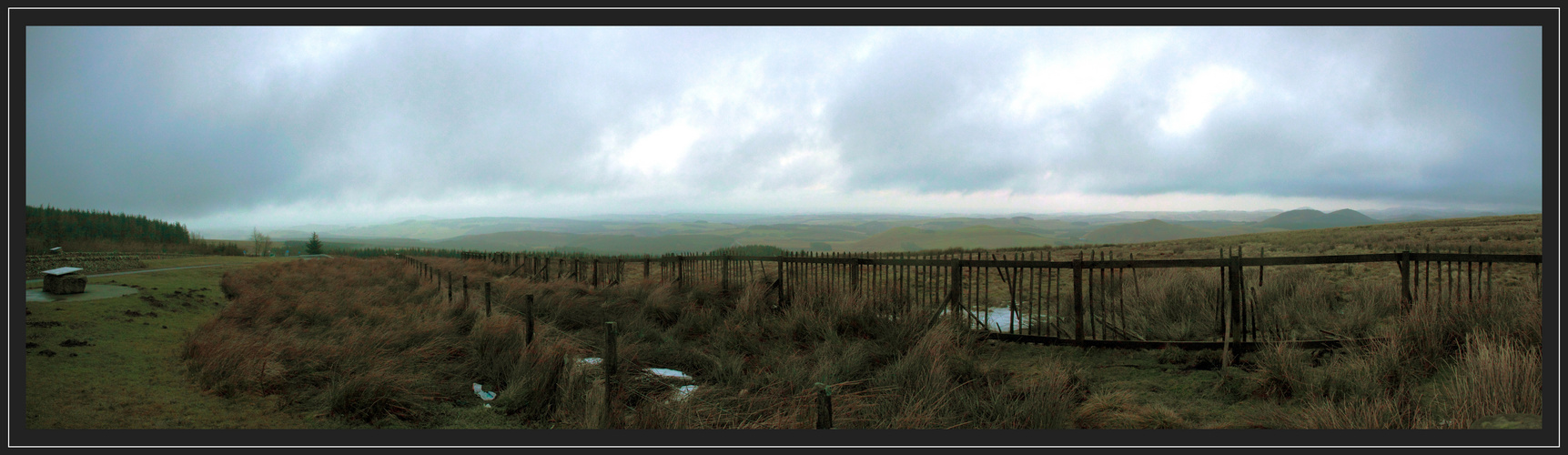 Northumberland National Park - Border England | Scotland